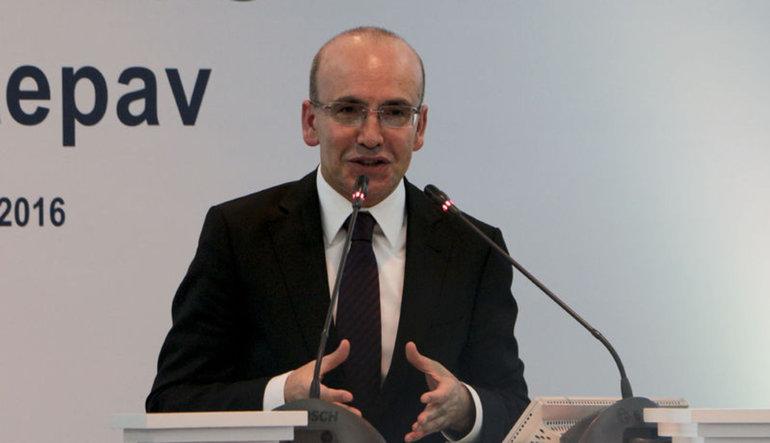 Şimşek: Teröre yönelik kaygıları anlıyoruz ama Türkiye'nin temelleri sağlam