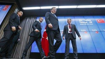 AB-Türkiye toplantısının ardından
