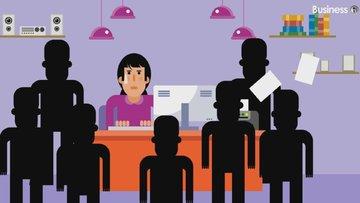 ANİMASYON: Çalışan kadın eşitlik için daha ne kadar...