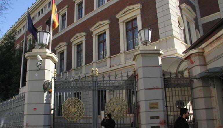 Alman Konsolosluğu ve Alman Lisesi bugün kapalı kalacak