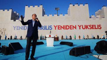 Erdoğan: PKK'nın elinde Rusya'ya ait füzeler var