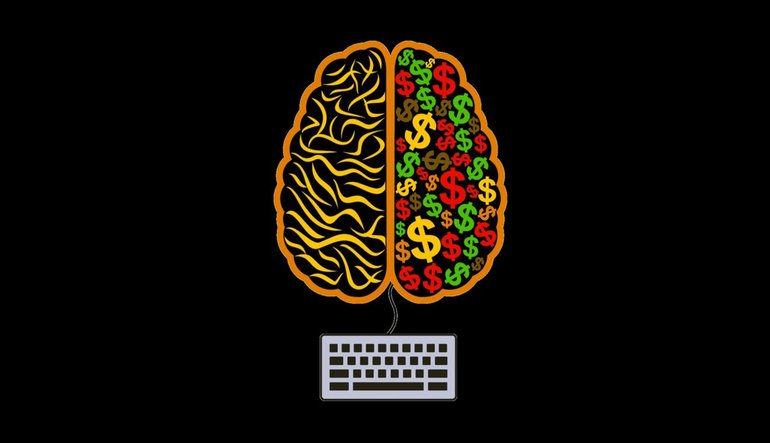 Bir borsacının beynine giden yol