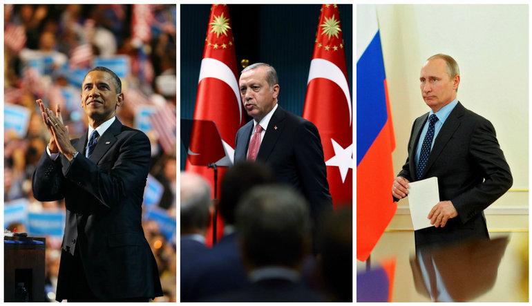 Erdoğan'dan G20'de