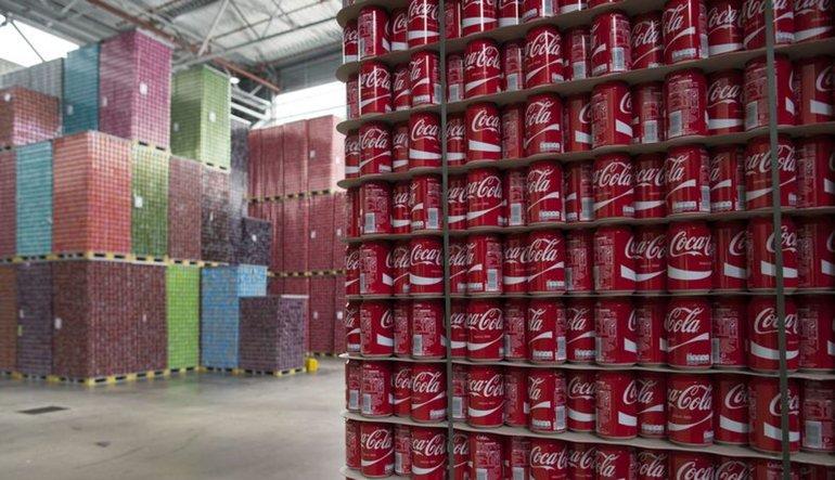 Coca-Cola fabrikasından 370 kilogramlık kokain çıktı