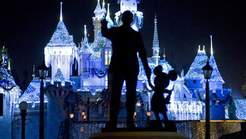 Mickey Mouse, Twitter'a talip