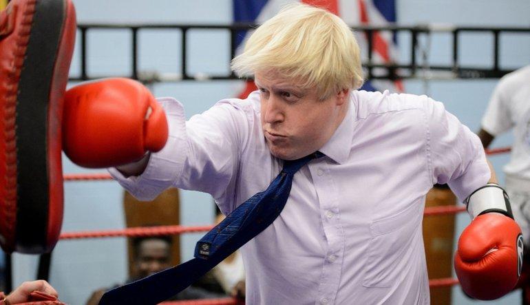 Boris Johnson: Bir Türk çamaşır makinasının gururlu sahibiyim