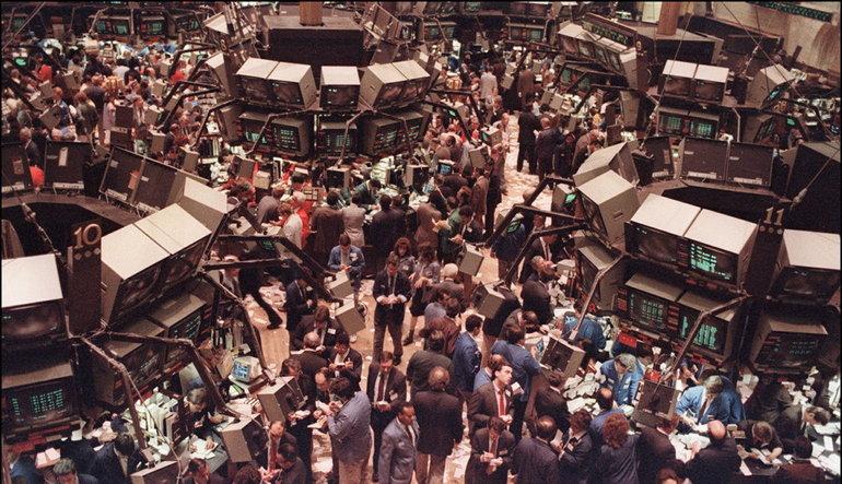 4 soruda 1987 Borsa Krizi