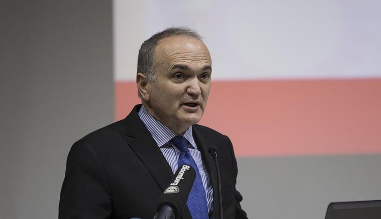 Faruk Özlü: Türkiye'yi teknoloji merkezine dönüştürmek istiyoruz