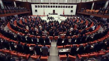 Milletvekillerinin maaşı 1240 lira artacak