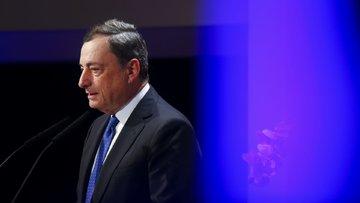 AMB/ Draghi: Fiyatlarda hâlâ tutarlı bir güçlenme yok