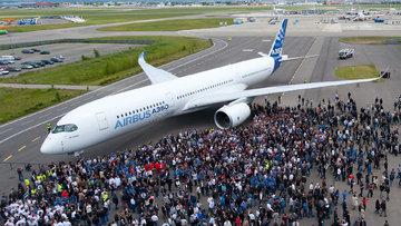 Airbus'tan İran'a 20 milyar dolarlık uçak