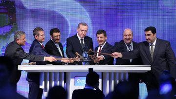 Erdoğan: Dolar baskısı altında kalmayalım, altına yönelelim