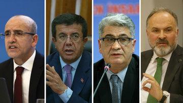 Ekonomi takımı Merkez'in kararı için ne dedi?