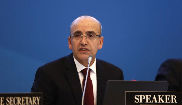 Mehmet Şimşek'ten yabancı yatırımcılarla sürpriz görüşme
