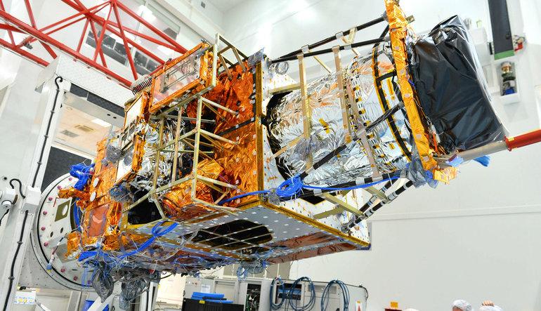 TSK'ya istihbarat toplayacak Göktürk Uydusu fırlatılıyor