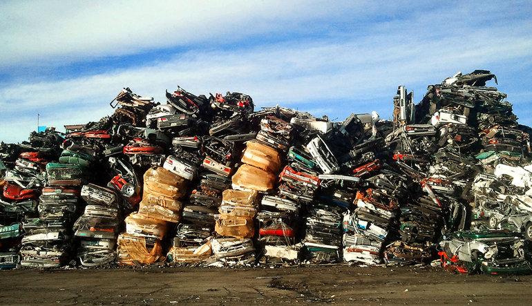 Dünyadaki insan yapımı her şey 30 trilyon ton ağırlığında