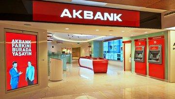 """Akbank'tan """"siber saldırı"""" açıklaması"""
