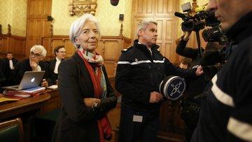 IMF Başkanı Lagarde suçlu bulundu