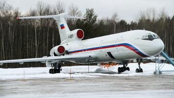 Rus askerlerini taşıyan uçak düştü