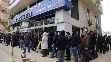 CHP, izdiham yaşanan KOSGEB kredi başvurularını sordu