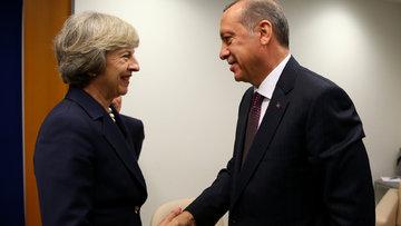 Türkiye-İngiltere arası sürpriz telefon