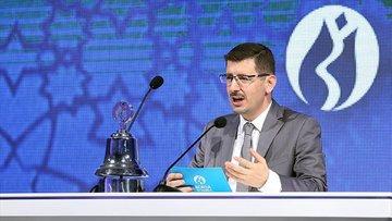 Borsa Başkanı: Dolarda 4 TL'den korkan VİOP'a gelsin