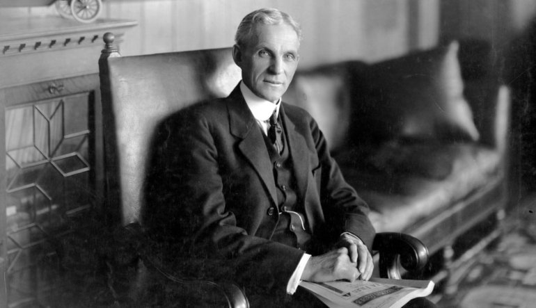 Henry Ford hakkında az bilinen 6 gerçek