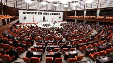 Yeni anayasada ilk 2 madde kabul edildi