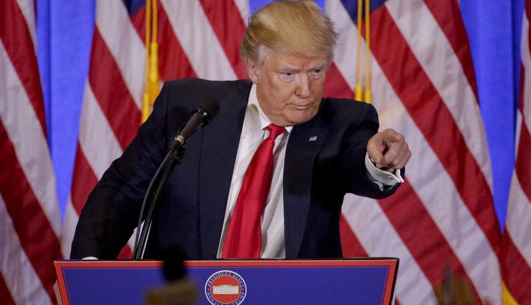 Trump: Rusya ile hiçbir finansal bağım yok
