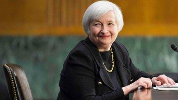 Yellen: Faiz yılda birkaç kez artıp yüzde 3'e yaklaşacak