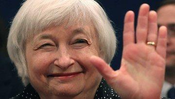 Yellen'ın doları düşüren ifadesi: 'Geride kalmadık'