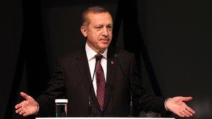 Meclis'ten geçen anayasaya Erdoğan'dan ilk yorum