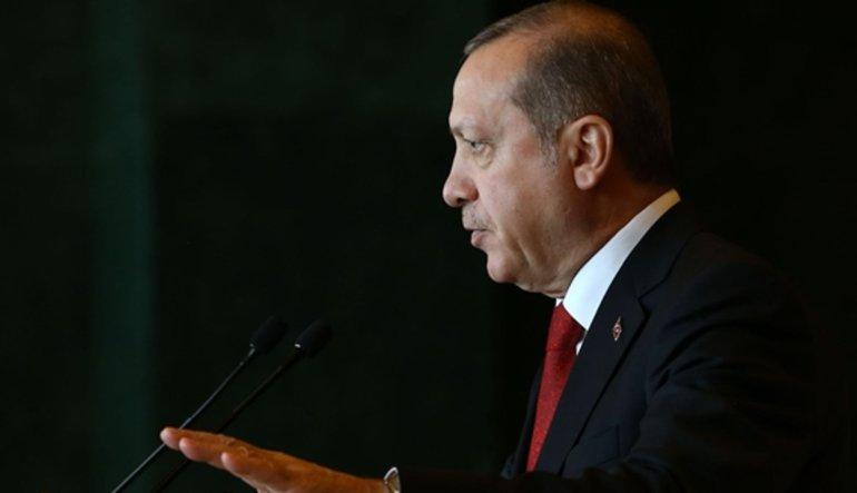 Erdoğan'dan 'referandum mitingi' ve 'MHP'li bakan' yanıtı
