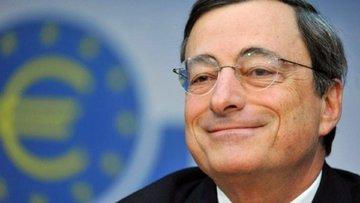 Draghi: Euro Bölgesi'ni terk ediyorsanız önce borcunuzu kapatın