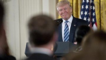 Trump, ekonomi vaatlerinde ilk adımı attı