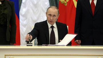 Putin, Türk Akımı'nı onayladı