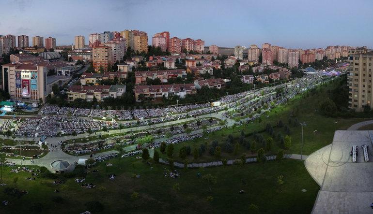 İstanbul'da konut stoğu en yüksek 5 ilçe