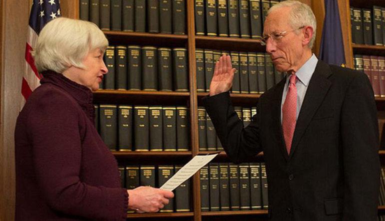 """Fed'in 2 numaralı isminden """"çifte hedef, 3 faiz artırımı"""" vurgusu"""