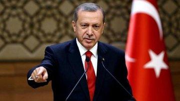 Erdoğan: Yetkiyi tek kişide topluyoruz