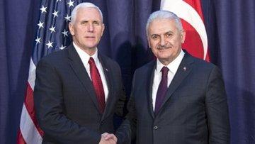 ABD Başkan Yardımcısı: 'Trump'ın Erdoğan'a selamı var'