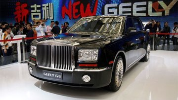 Volvo'nun Çinli sahibi Jet Fadıl'la tanınan Proton'a talip