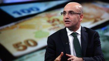 Şimşek: Garanti'nin alımı Türkiye'ye 1 milyar dolar getirecek