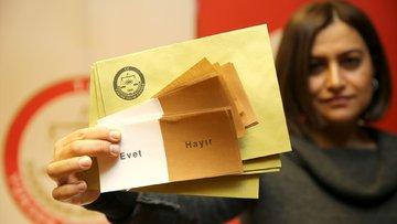İşte referandumda oylanacak anayasa değişikliğinin tam metni
