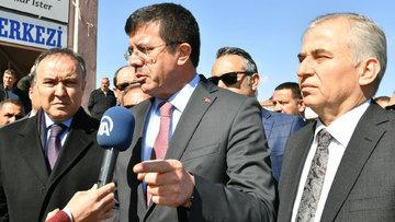 Ekonomi Bakanı Zeybekci: Almanya'ya gideceğiz