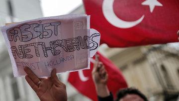 Canlı Blog: Gün gün Türkiye-Hollanda gerilimi