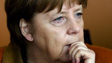 Merkel: Provokasyon yarışında yer almaya niyetim yok