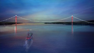 Çanakkale'ye boğaz köprüsü yapacak firmanın adı: ÇOK İYİ