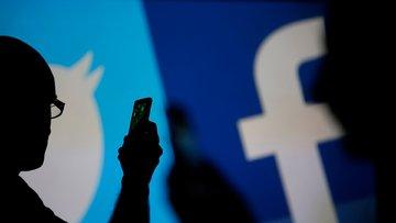 Facebook ve Twitter'a bir ay mühlet