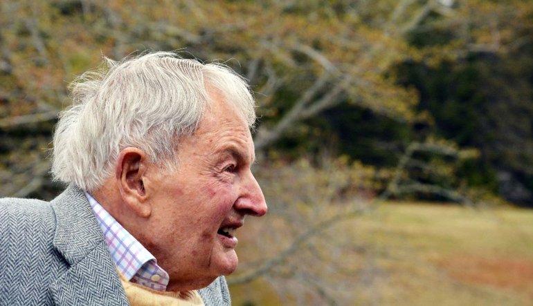Rockefeller'lerin aile reisi hayatını kaybetti