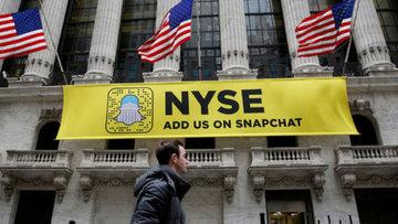 Snapchat hisseleri bir günde nasıl yüzde 9 yükseldi?